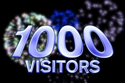 1000-visitors